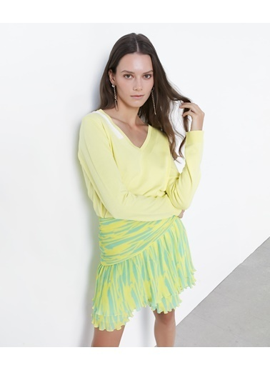 Ipekyol Triko Sarı